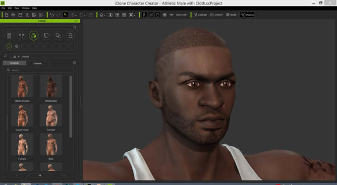 John C  Martin talks about iClone Character Creator - Cinema Without