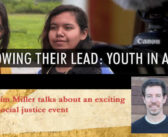 Brave New Films' FOLLOWING THEIR LEAD: YOUTH, April 8th, New York