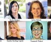 CWB Jury & nominees for GoE Bridging The Borders Award at Lucas FF
