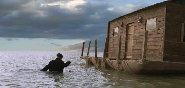 The Sea Swells wins GoE Bridging The Borders Award at Veteran Film Festival